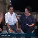 """Gli """"Speciali"""" di FìmminaTv - Rossella Scherl conduce il programma presentando la Fabius Constable & Celtic Harp Orchestra"""