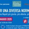 """""""Per una diversa normalità"""". Il Forum Disuguaglianze Diversità e le altre organizzazioni parlano di Napoli ma pensano all'Italia"""