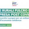 """5 giugno web meeting """"Politiche e incentivi europei per un settore portante dell'economia calabrese"""""""