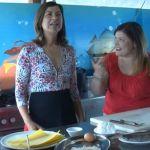 Cucinando con ...Maria Fanito- oggi ravioli con ricotta e pesce