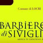 """Locri (Rc) -  tutto pronto per """"Il Barbiere di Siviglia"""" 8 e 9 Agosto al Palazzo di città"""