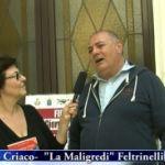 Tg News - La Maligredi - Feltrinelli. Alla Fiera del libro di Reggio C. l'intervista a Gioacchino Criaco