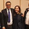 Marziale si congratula con Tavella per la nomina a presidente del Comitato provinciale UNICEF