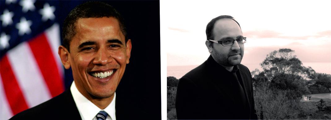 Bruno Panuzzo Barack Obama