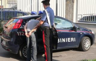 carabinieri-arresto Orte