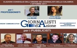 lista giornalisti d'azione