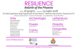 locandina resilience