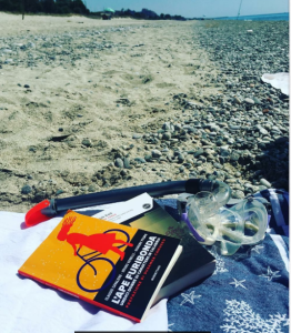 lettura al mare