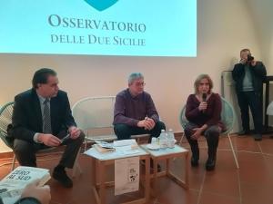 Rosella Cerra, Marco Esposito e Amedeo Colacino-Chiostro, Lamezia Terme
