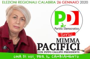 Mimma Pacifici regionali 2020