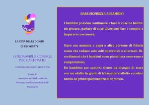 Coronavirus consigli 2