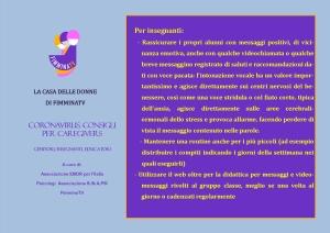 Coronavirus consigli 5
