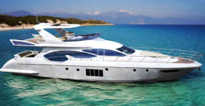 barca lusso